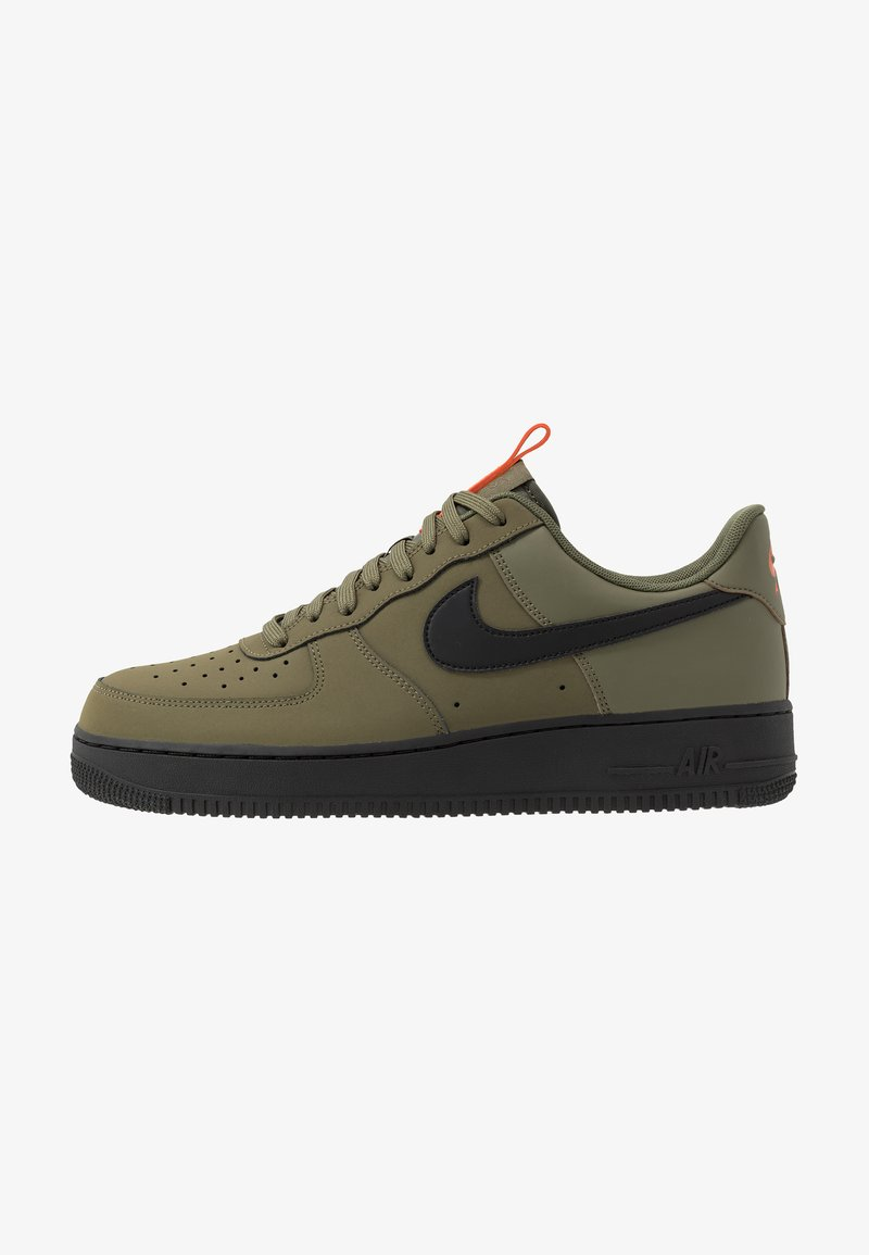 Nike Sportswear - AIR FORCE 1 - Tenisky - med olive/black/starfish