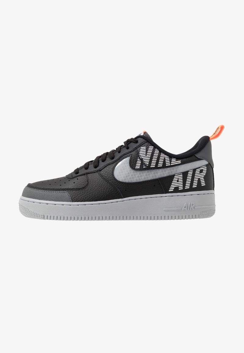 Nike Sportswear - AIR FORCE 1 '07 LV8 - Baskets basses - black/wolf grey/dark grey/total orange/white