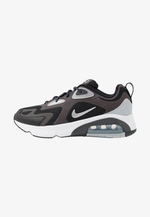 AIR MAX 200 - Zapatillas - anthracite/metallic silver/black/white/wolf grey