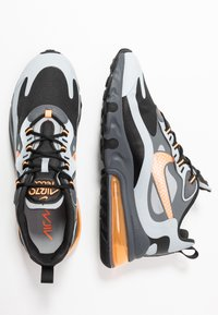 Nike Sportswear - AIR MAX 270 REACT WTR - Sneakers - wolf grey/total orange/black/dark grey - 2