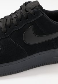 Nike Sportswear - AIR FORCE 1  - Sneakers - black/anthracite - 5