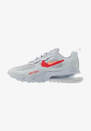 AIR MAX 270 REACT - Sneakers - wolf grey/hyper crimson/university red/anthracite