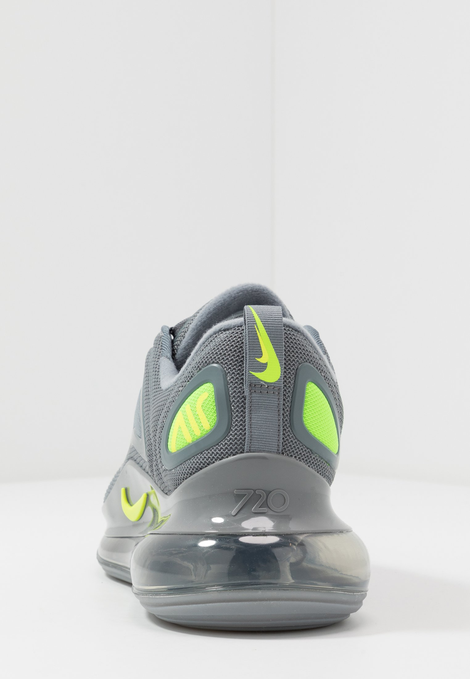 Nike Sportswear Air Max 720 - Sneakers Basse Cool Grey/volt/electric Green/black lJ3Q6in