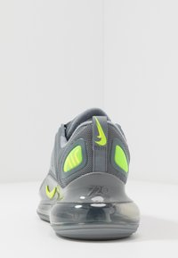 Nike Sportswear - AIR MAX 720 - Matalavartiset tennarit - cool grey/volt/electric green/black - 3