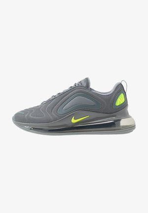 AIR MAX 720 - Sneakers - cool grey/volt/electric green/black