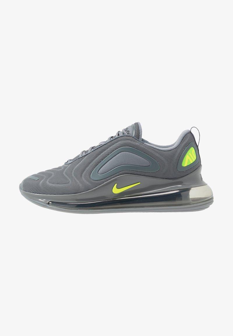Nike Sportswear - AIR MAX 720 - Matalavartiset tennarit - cool grey/volt/electric green/black