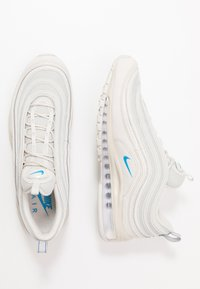 Nike Sportswear - AIR MAX 97  - Sneakers laag - light bone/blue hero/hyper royal/pure platinum - 1
