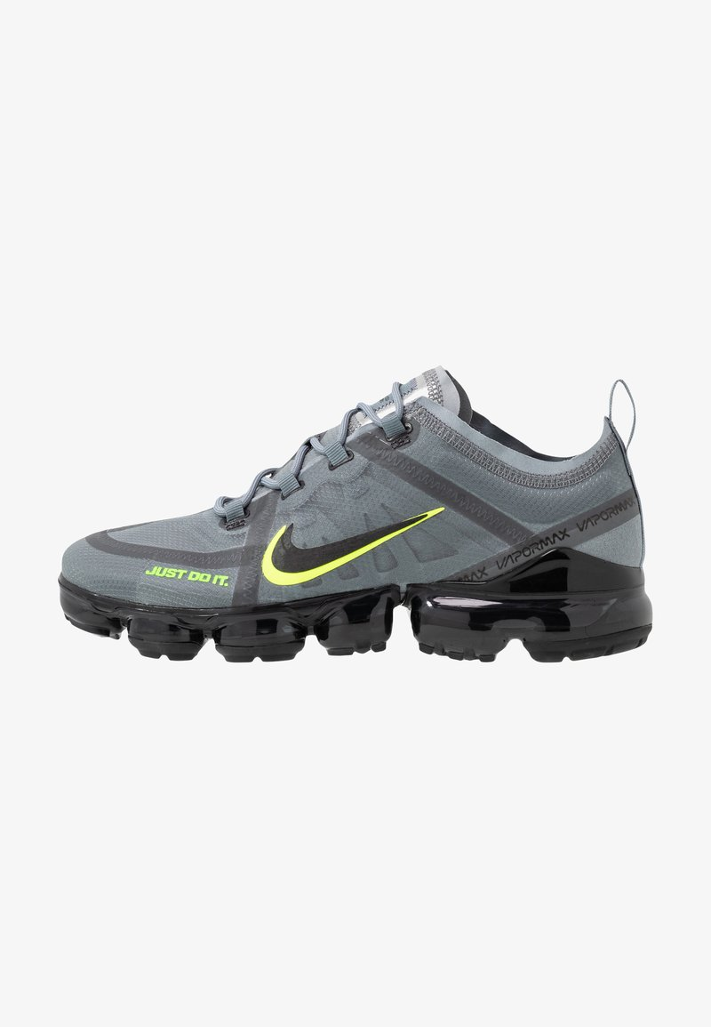 Nike Sportswear - AIR VAPORMAX 2019 DRT - Sneakers - cool grey/volt/electric green/black