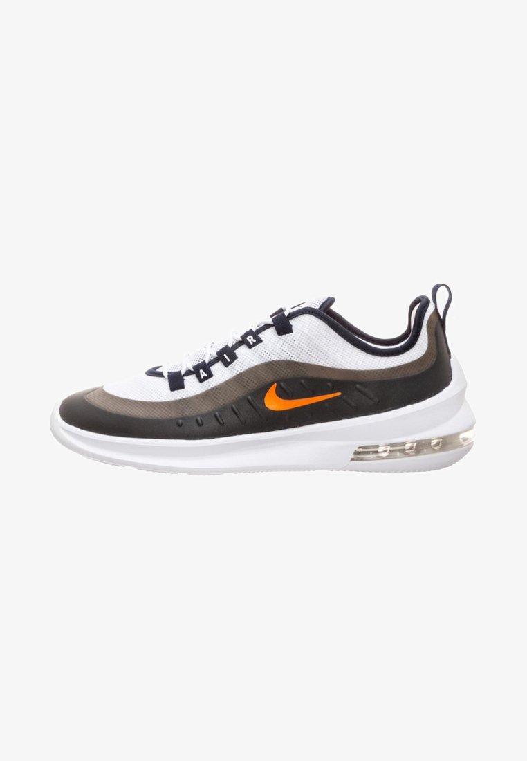 Nike Sportswear - AIR MAX AXIS - Sneaker low - white/total orange/obsidian