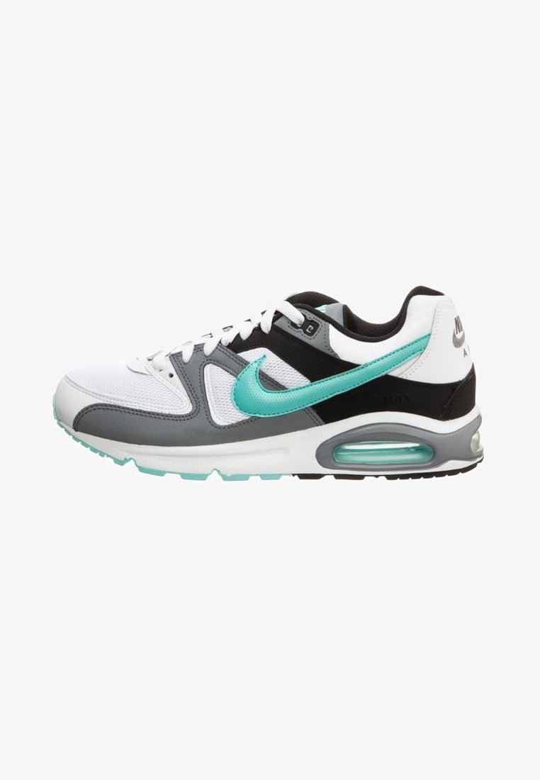 Nike Sportswear - AIR MAX COMMAND - Trainers - white/aurora green/black