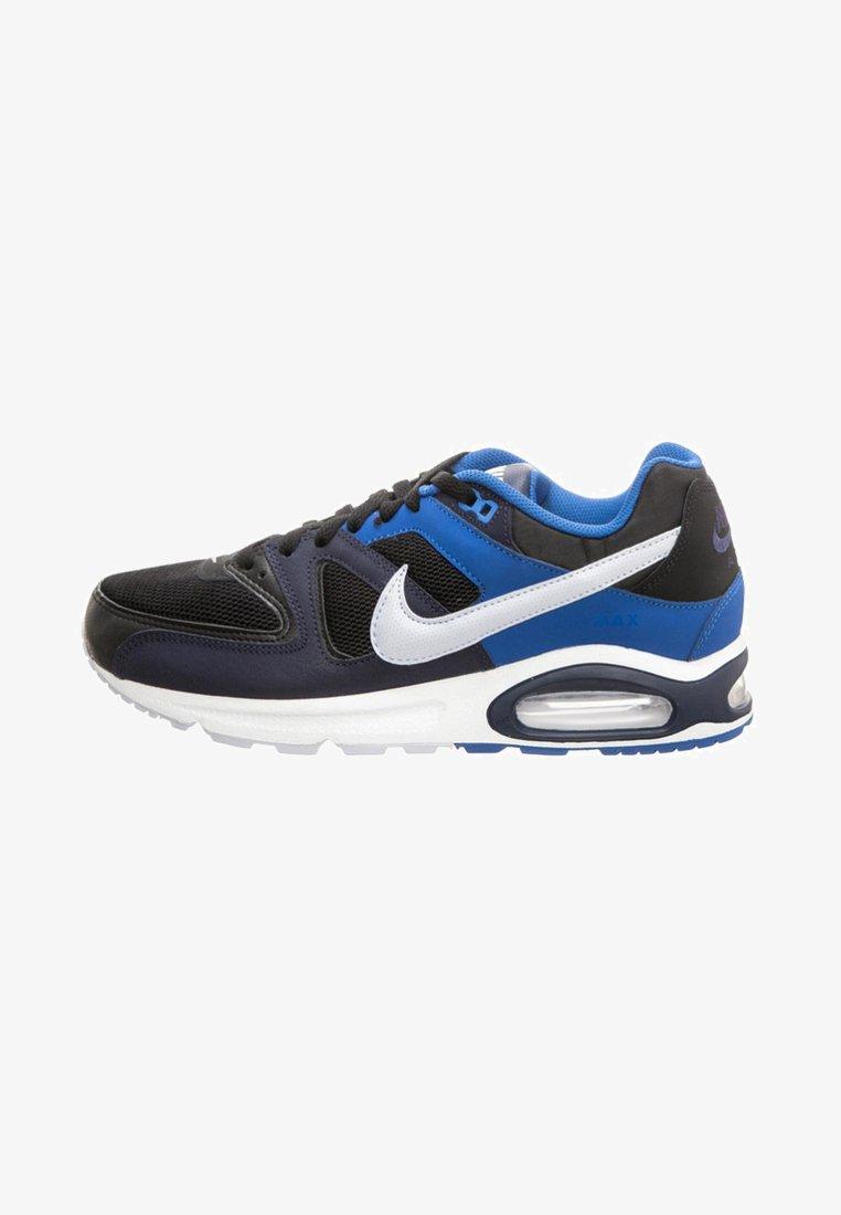 Nike Sportswear - AIR MAX COMMAND - Sneaker low - black/ghost blackened blue/game royal