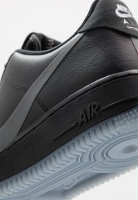 Nike Sportswear - AIR FORCE 1 '07 LV8 - Sneakers basse - black/silver lilac/anthracite/white - 5
