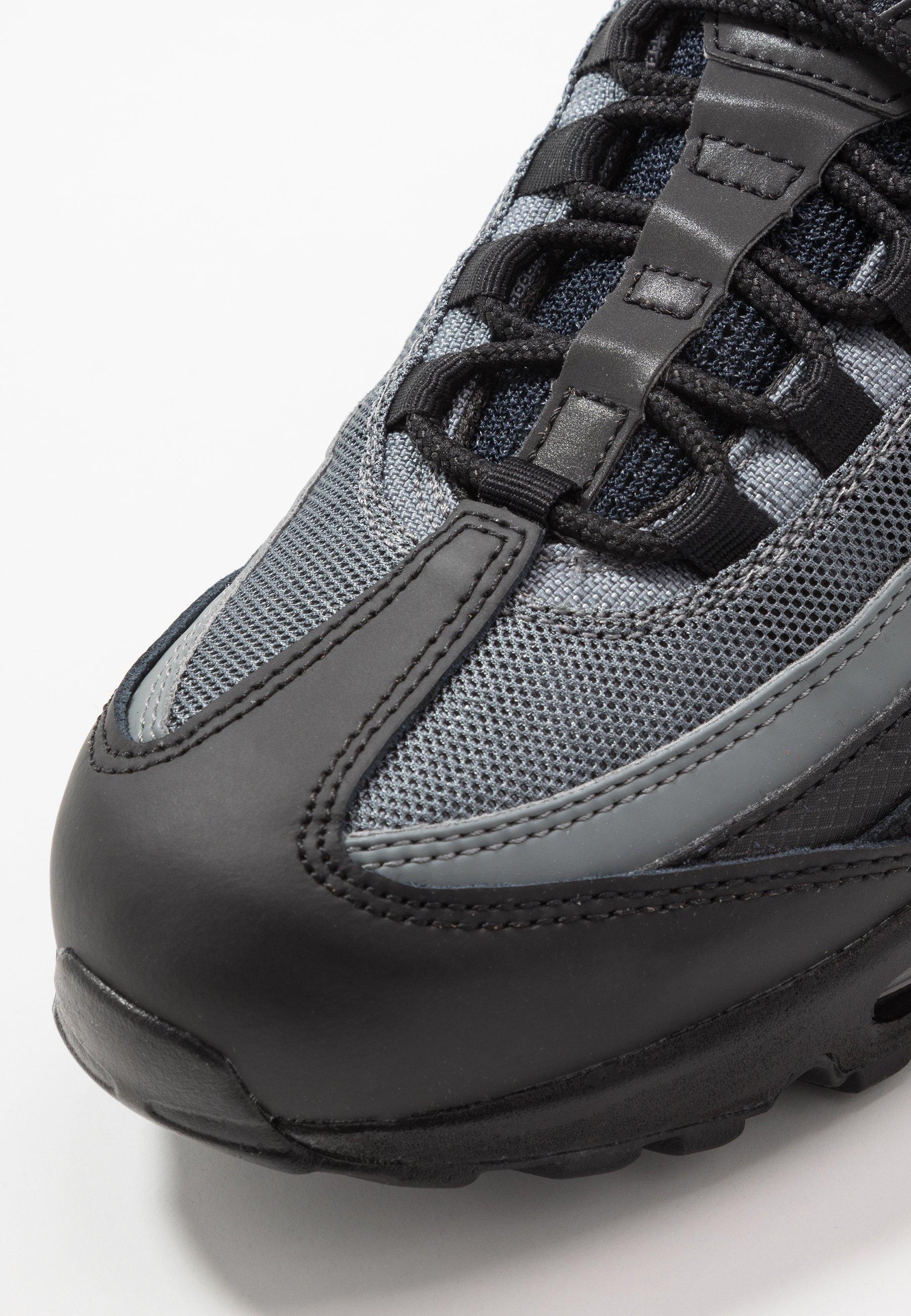 AIR MAX 95 ESSENTIAL Sneakers blackwhitesmoke grey