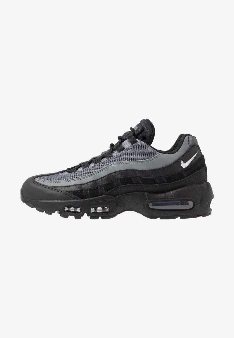 Nike Sportswear - AIR MAX 95 ESSENTIAL - Sneakers - black/white/smoke grey
