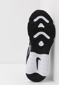 Nike Sportswear - AIR MAX 200 - Sneakers laag - black/white/off noir/metallic silver - 4