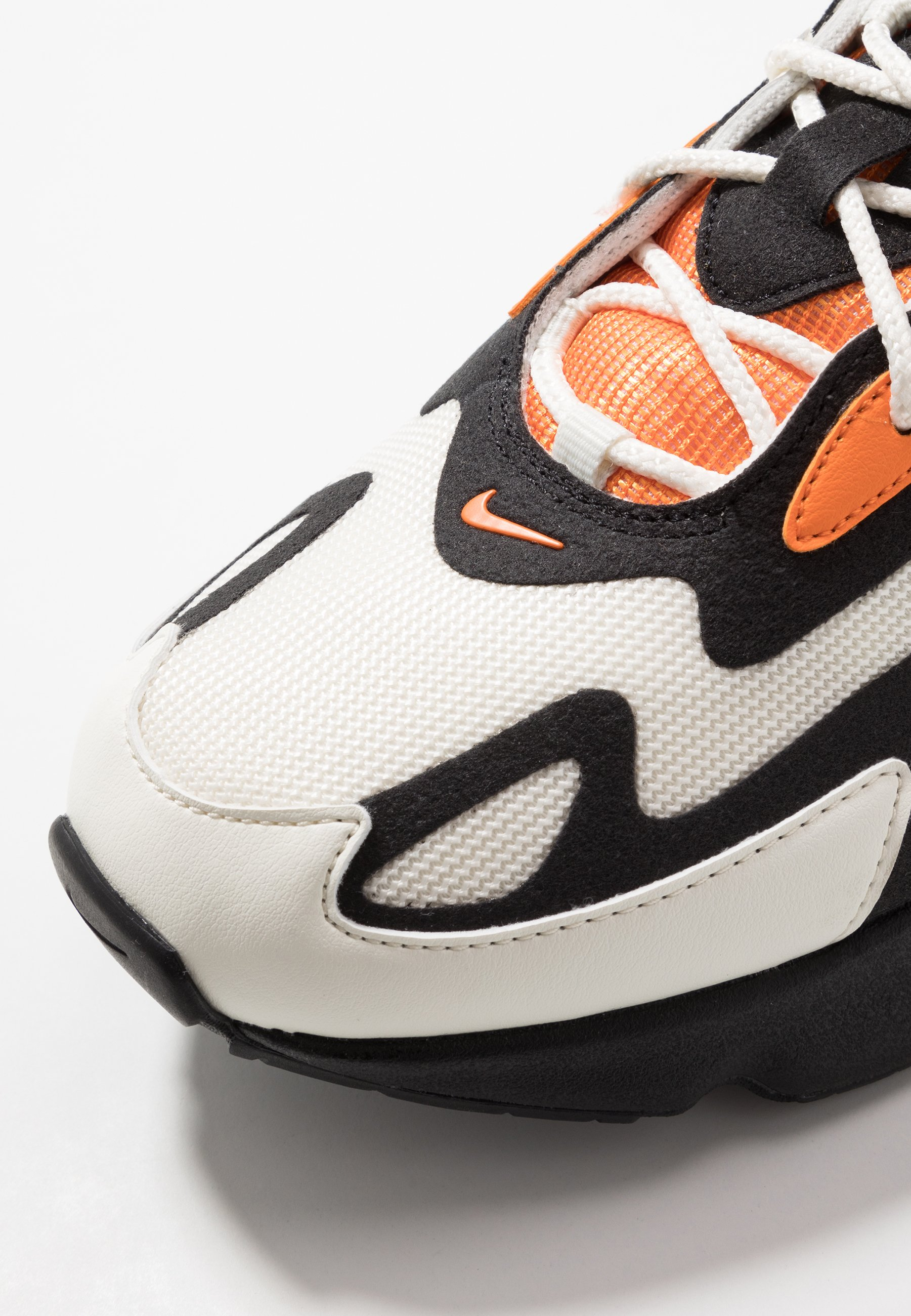 AIR MAX 200 Sneakers blackmagma orangesail