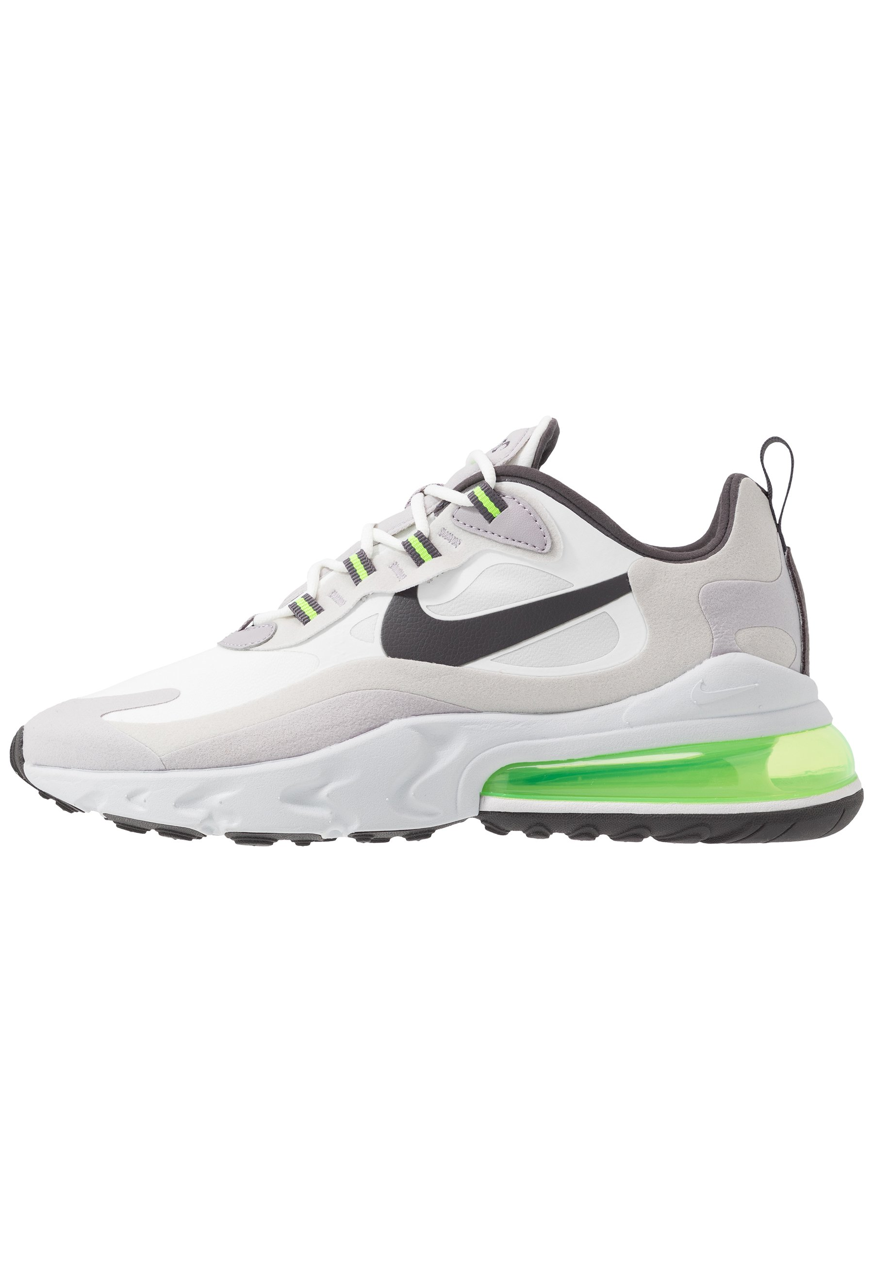 AIR MAX REACT Sneakers laag summit whiteelectric greenvast greysilver lilacthunder grey