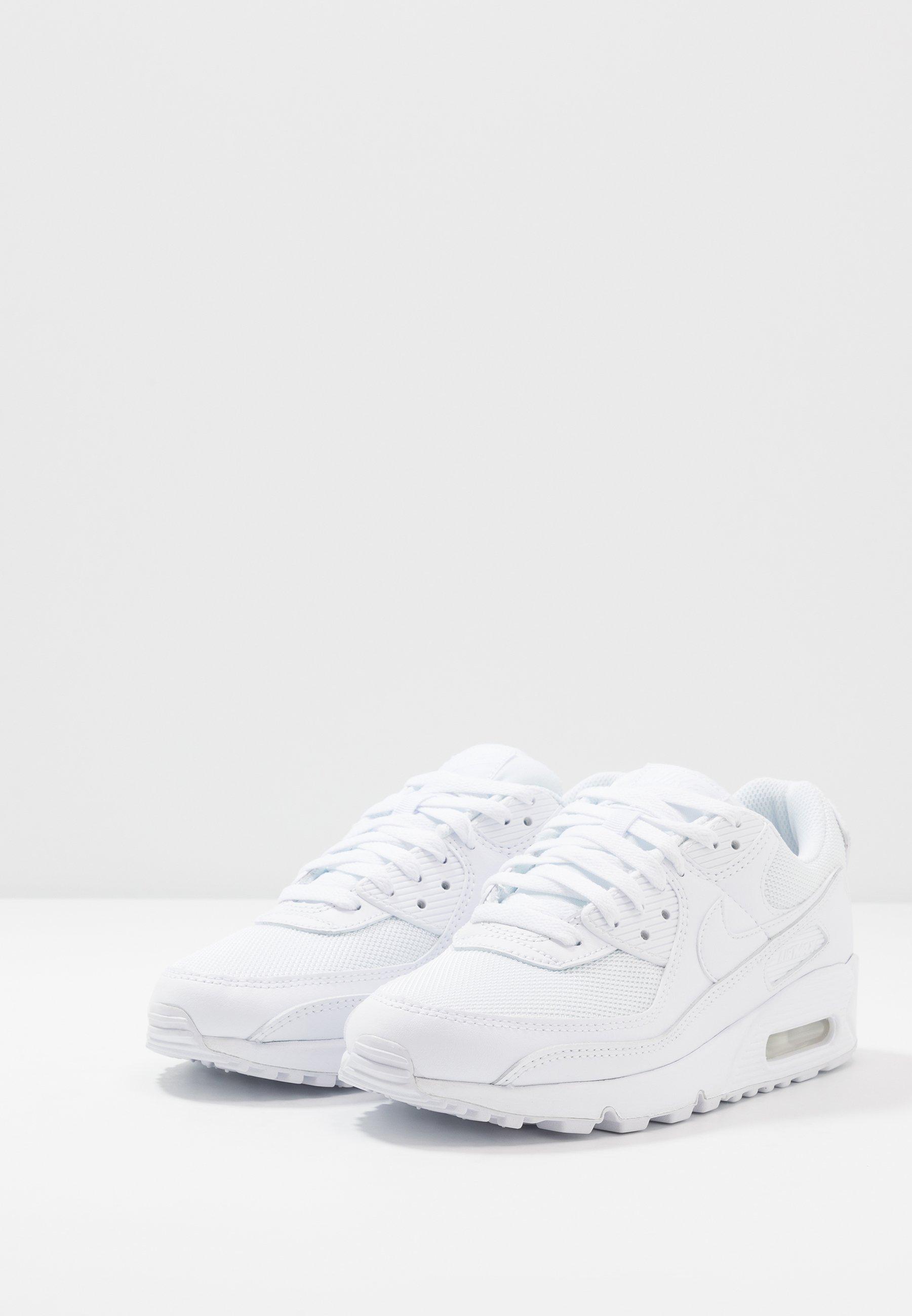 Nike Sportswear Air Max 90 - Sneakers Basse White/pure Platinum E2rJuBH