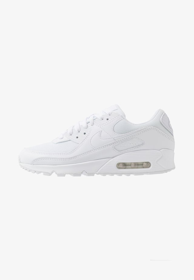 AIR MAX 90 - Sneakersy niskie - white/pure platinum