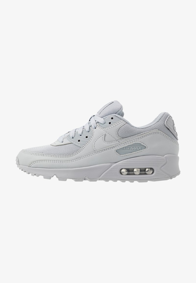 Nike Sportswear - AIR MAX 90 - Sneakers laag - wolf grey/black