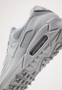 Nike Sportswear - AIR MAX 90 - Sneakers laag - wolf grey/black - 5