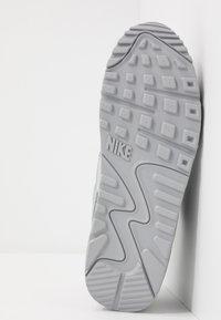 Nike Sportswear - AIR MAX 90 - Sneakers laag - wolf grey/black - 4