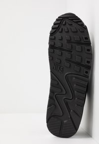 Nike Sportswear - AIR MAX 90 - Trainers - black/white/metallic silver - 4