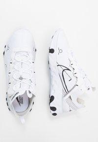 Nike Sportswear - REACT 55 - Baskets basses - white/black - 1