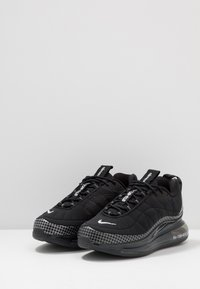 Nike Sportswear - MX-720-818 - Sneakers - black/metallic silver/anthracite - 2