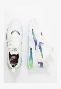 Nike Sportswear - AIR MAX 270 REACT 20 - Sneakers - summit white/multicolor/platinum tint/white/black - 1