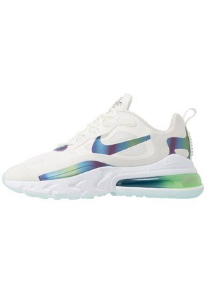 AIR MAX 270 REACT 20 - Sneakersy niskie - summit white/multicolor/platinum tint/white/black