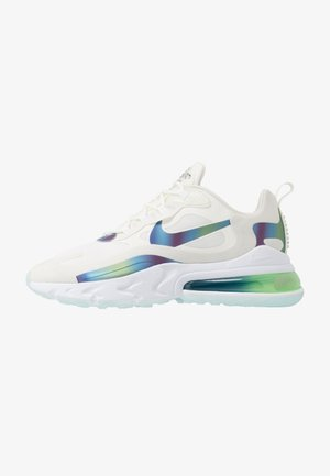 AIR MAX 270 REACT 20 - Sneakers - summit white/multicolor/platinum tint/white/black