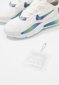 Nike Sportswear - AIR MAX 270 REACT 20 - Sneakers - summit white/multicolor/platinum tint/white/black - 6