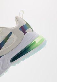 Nike Sportswear - AIR MAX 270 REACT 20 - Sneakers - summit white/multicolor/platinum tint/white/black - 2