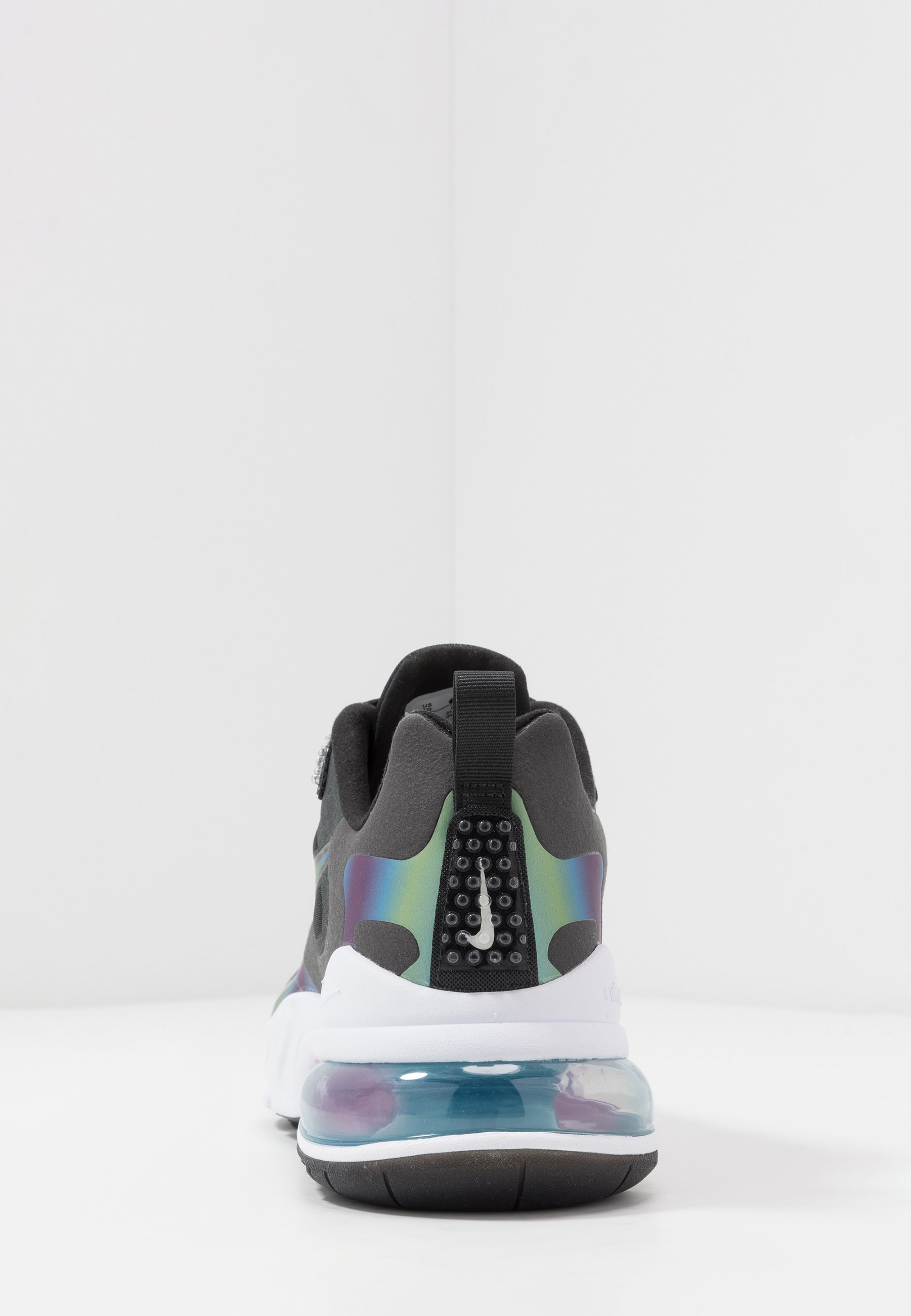 AIR MAX 270 REACT 20 Sneakers dark smoke greymulticolorblackwhitemetallic silver