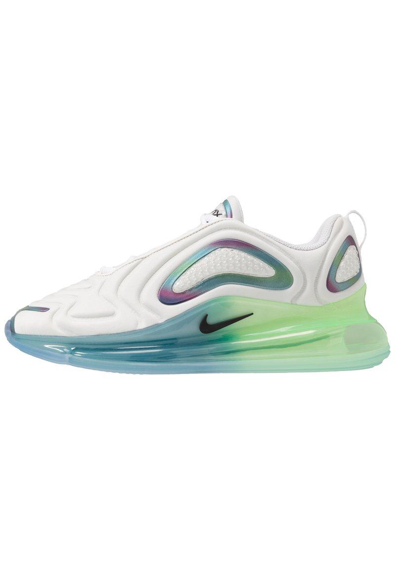 Nike Sportswear - AIR MAX 720 20 - Sneakersy niskie - summit white/black/white/metallic silver