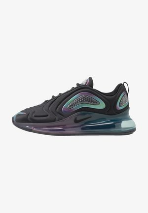 AIR MAX 720 20 - Sneakers laag - dark smoke grey/black/metallic silver