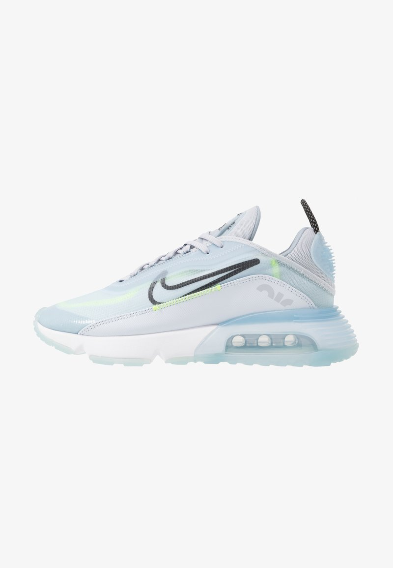 Nike Sportswear - AIR MAX 2090 - Baskets basses - ice blue/black/laser orange/white/hyper royal