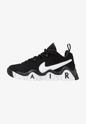 AIR BARRAGE - Trainers - black/white