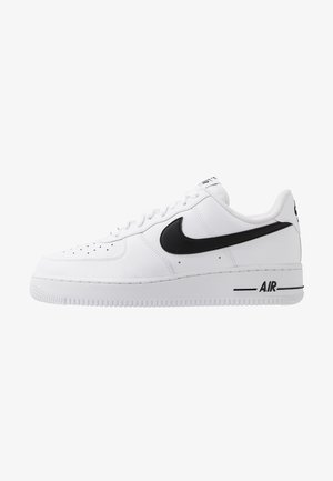 AIR FORCE 1 '07 AN20  - Matalavartiset tennarit - white/black