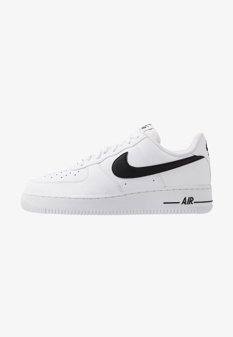Nike Sportswear - AIR FORCE 1 '07 AN20  - Sneakers laag - white/black