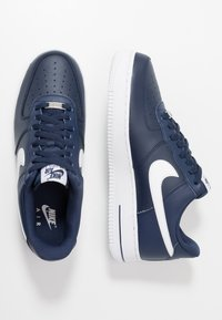 Nike Sportswear - AIR FORCE 1 '07 AN20 - Sneakers - midnight navy/white - 1