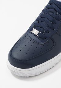 Nike Sportswear - AIR FORCE 1 '07 AN20 - Sneakers - midnight navy/white - 6