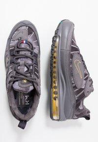Nike Sportswear - AIR MAX 98 KML - Sneakers - gunsmoke/thunder grey/oil grey - 1