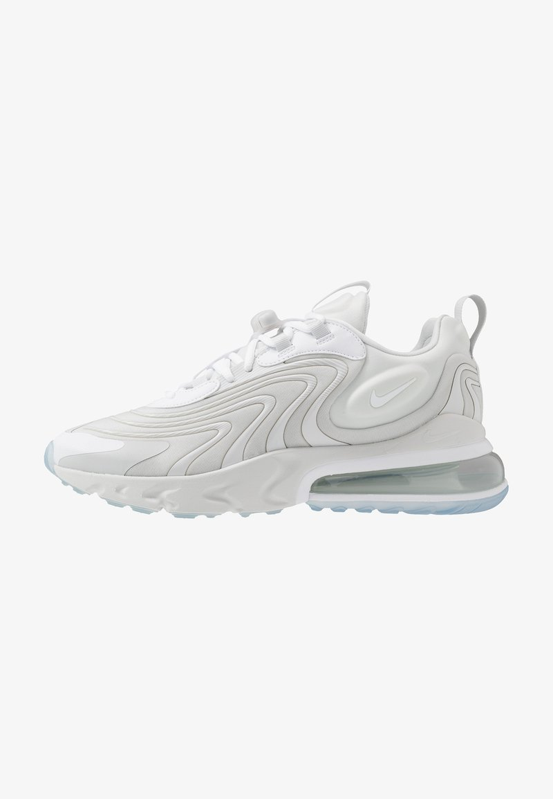 Nike Sportswear - AIR MAX 270 REACT ENG - Sneakersy niskie - wolf grey/white/particle grey/pure platinum/topaz gold/black