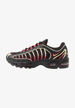 AIR MAX TAILWIND IV - Sneakers - black/team gold/universe red