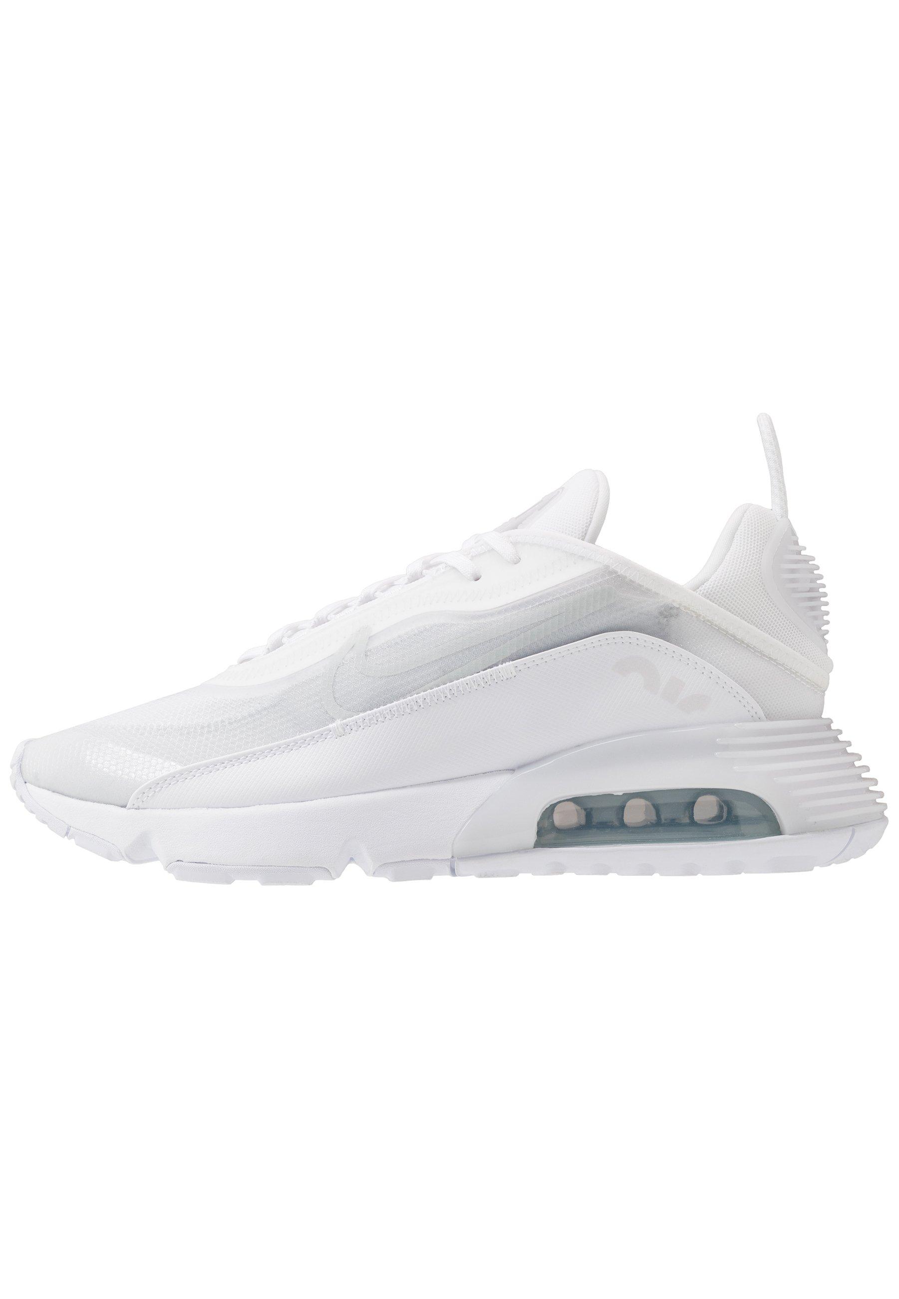 AIR MAX 2090 Sneakers basse whiteblackwolf greypure platinumreflect silver