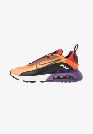 AIR MAX 2090 - Trainers - magma orange/black/eggplant/habanero red/white/red orbit