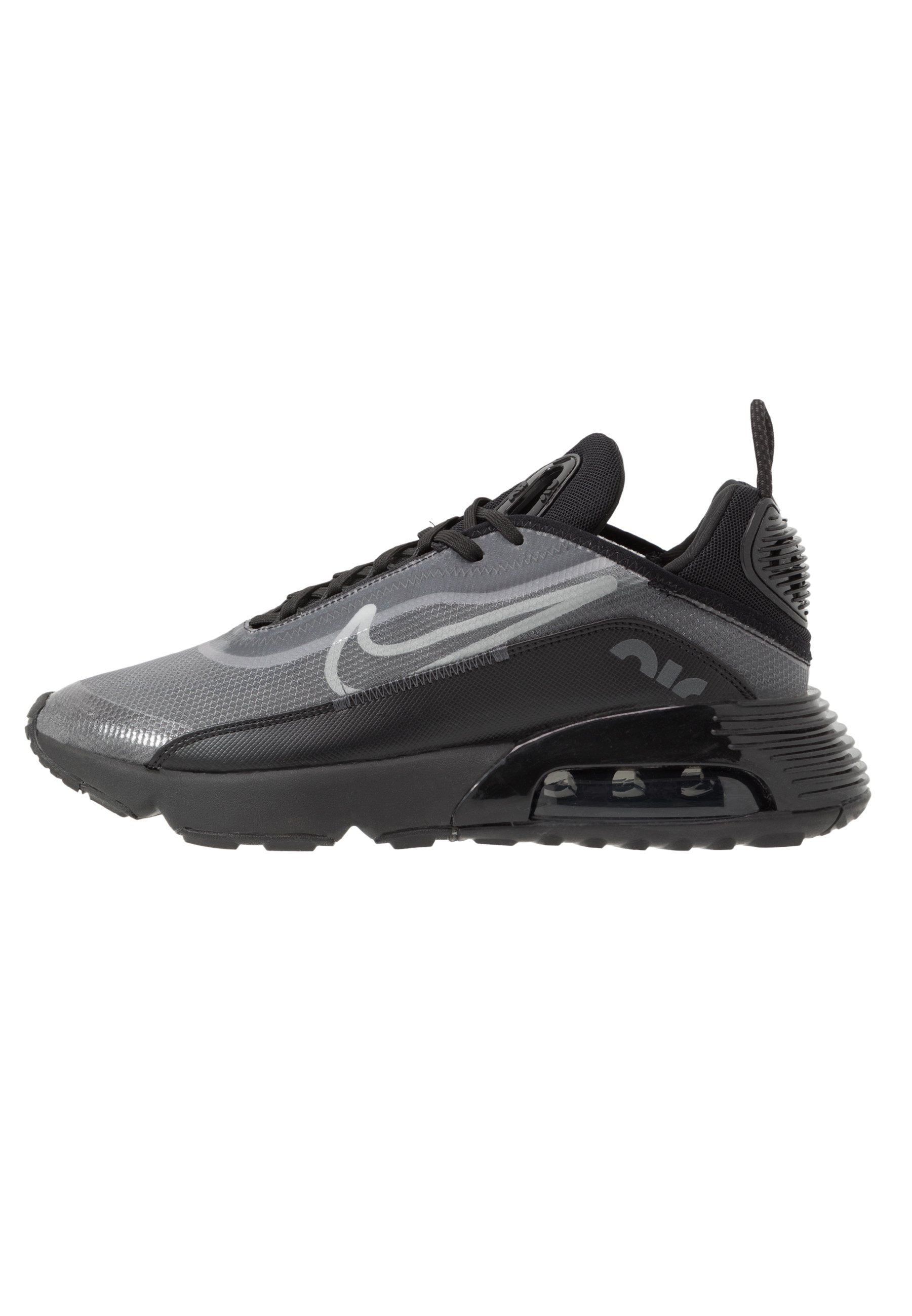AIR MAX 2090 Sneakers basse blackwhitewolf greyanthracitereflect silver
