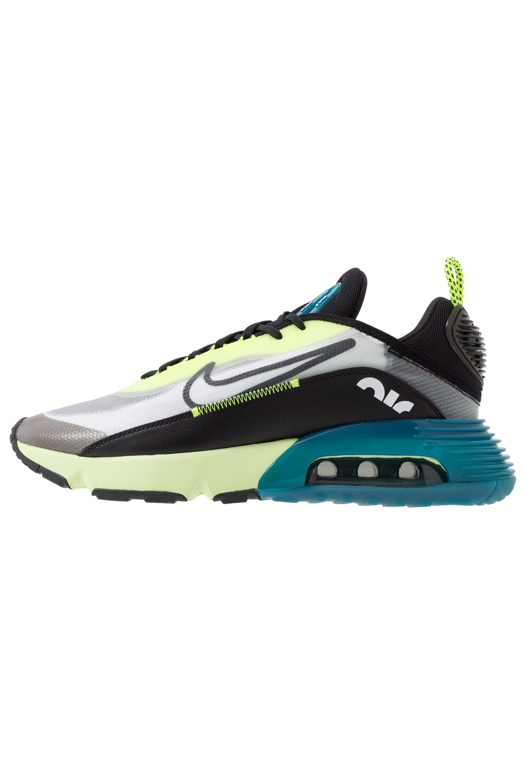 AIR MAX 2090 Baskets basses whiteblackvoltblue forcebarely volt